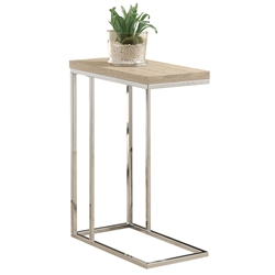 Savannah Modern Natural Accent Table