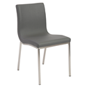 Smith Gray Modern Dining Chair