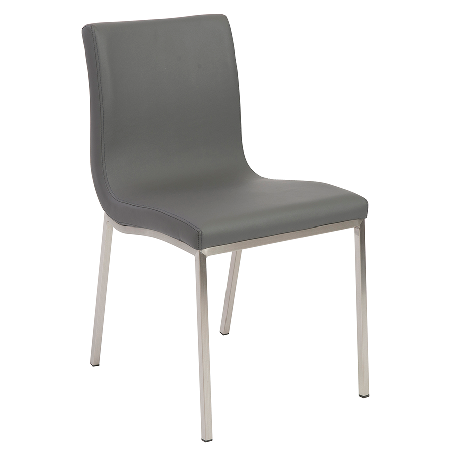Call To Order · Smith Gray Modern Dining Chair