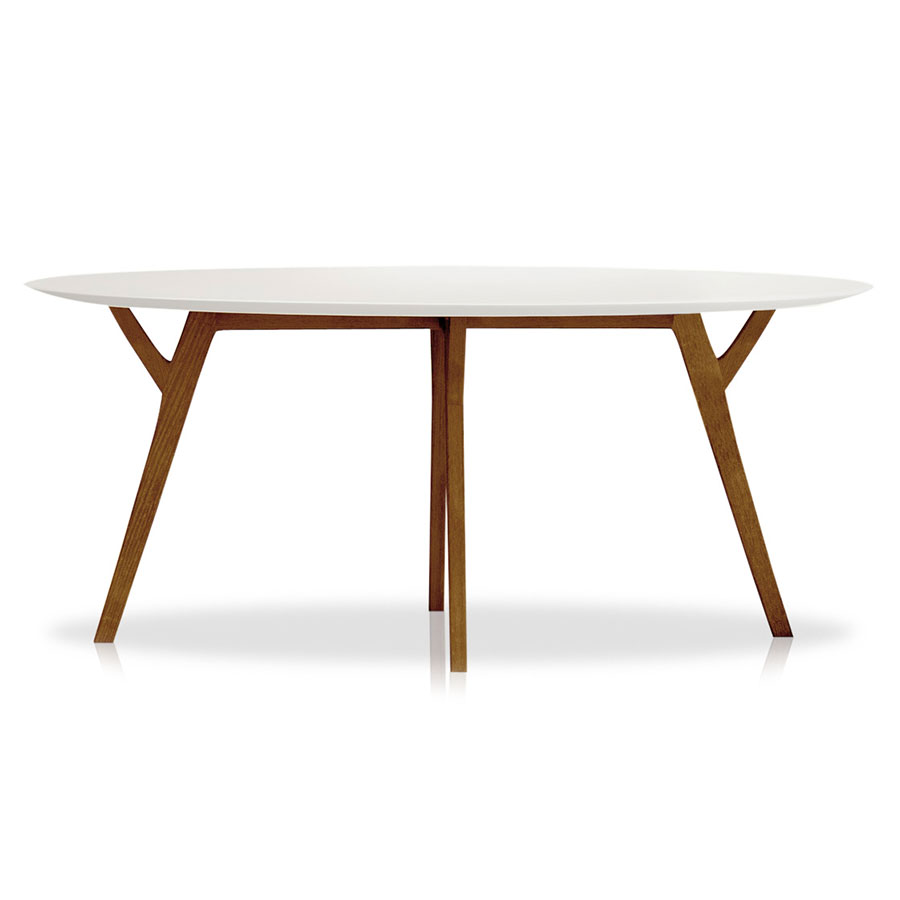 Seattle Modern Round Dining Table
