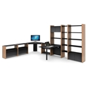 Semblance Executive Contemporary Desk