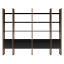 Semblance Contemporary Office Shelves