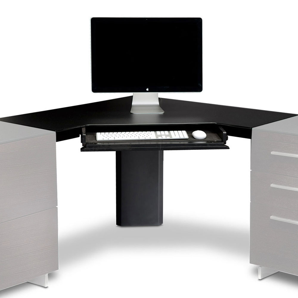 Call To Order Sequel Corner Desk Top W Keyboard Tray