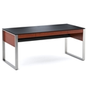 Sequel Executive Desk in Cherry by BDI