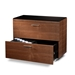 Sequel Lateral File Walnut