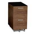 Sequel Tall Mobile File Cabinet by BDI