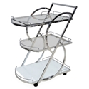 Serendipity Modern Bar Cart Kitchen Accessory