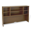 Sirius 100 Collection Large Hutch in Walnut