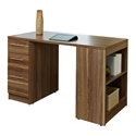 Series 100 Study Desk in Walnut