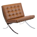 Lounge Chairs - Sevilla Chair in Chocolate Full Grain Leather