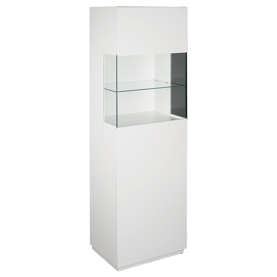 Call to Order · Shaw White Modern Display Cabinet  sc 1 st  Eurway & Shaw White Modern Display Cabinet | Eurway
