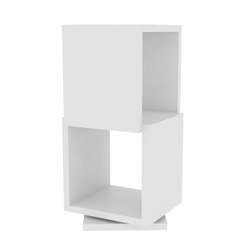 Shell Duo Contemporary Shelf by TemaHome