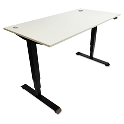 Contemporary Desks - Shift 72x30 Height Adjustable Desk