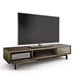 Signal Contemporary TV Stand in Walnut