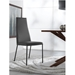 Silva Gray Contemporary Dining Chair