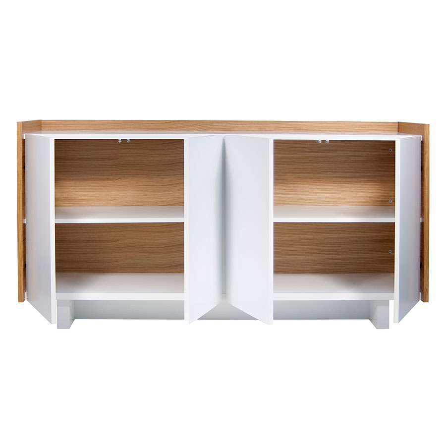 Skin Contemporary Sideboard Open All