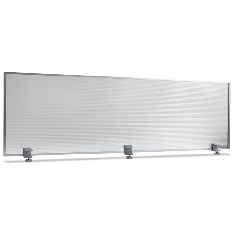Skye Modern Frosted 65 Inch Privacy Panel