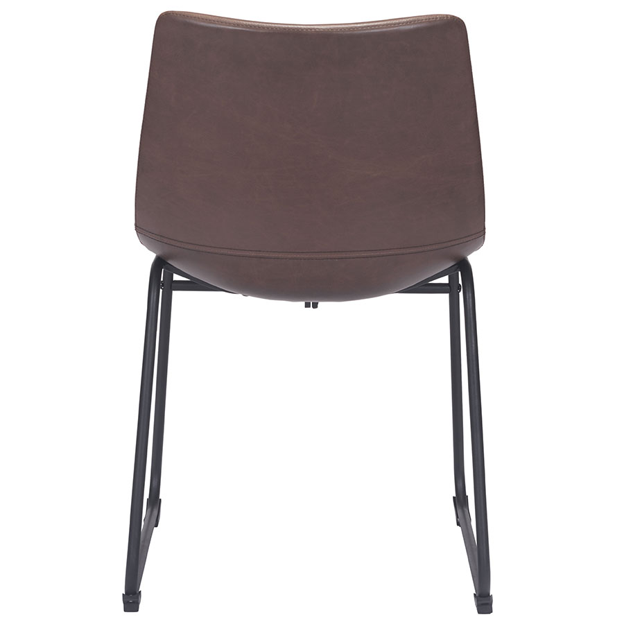 Slater Modern Dining Chair - Back View