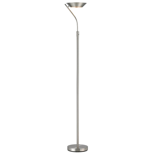 Modern floor lamps sloan led floor lamp eurway for Led floor lamp parts
