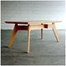 Gus Modern Span Dining Table in Natural Oak