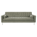 Spencer Contemporary Sofa in Vintage Army by Gus* Modern