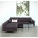 Spencer Modern Dark Gray Loft Bi-Sectional Sofa by Gus Modern