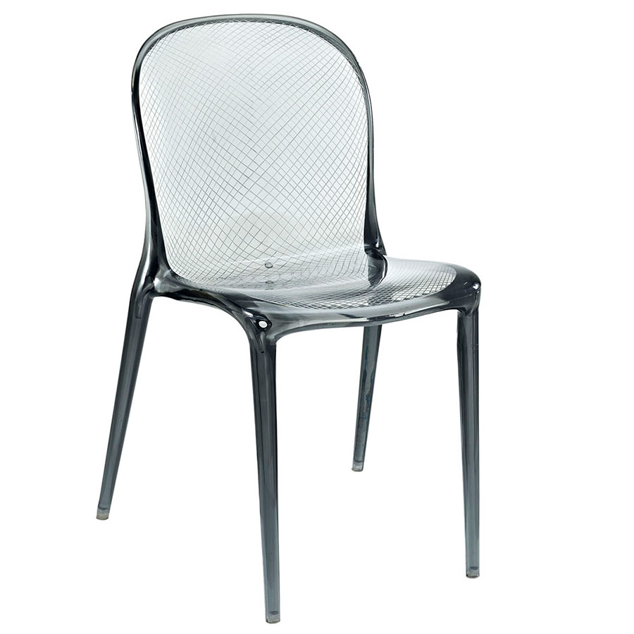 Spirit Black Modern Dining Chair