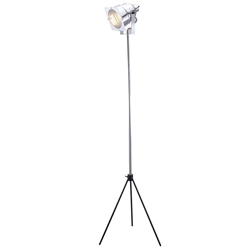 Survivor Modern Metal Floor Lamp