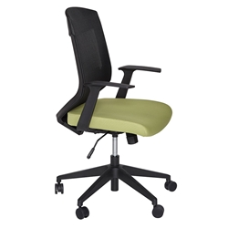 Sonja Modern Green Office Chair