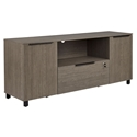 Stavanger Modern Credenza by Unique Furniture