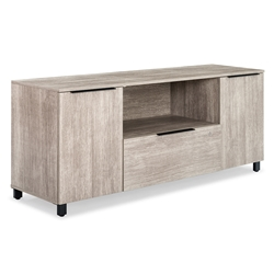Stavanger Natural-Colored Modern Credenza