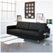 Switch Contemporary Sofa in Laurentian Onyx by Gus Modern