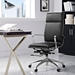 Sydney Black Contemporary High Back Office Chair