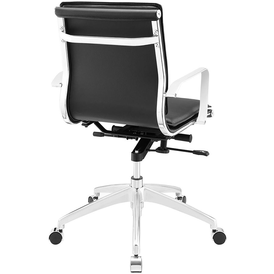 bedroommagnificent office chair arms furniture swivel. Bedroommarvellous Leather Desk Chairs Office. Perfect Unico Office  Chair Sydney Black Modern Low Back Bedroommagnificent Arms Furniture Swivel