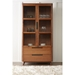 Tahoe Contemporary Display Cabinet by Unique Furniture