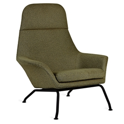 Gus* Modern Tallinn Chair in Copenhagen Terra Fabric