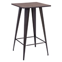 Titus Contemporary Bar Table