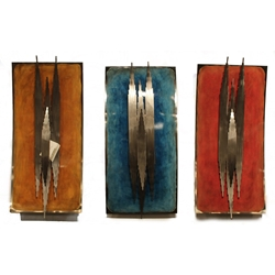 Tantalize Modern Metal Wall Sculpture