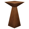 Taylor American Walnut Modern Bar Table