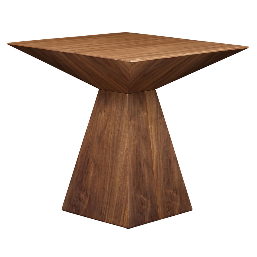 Taylor American Walnut Modern Side Table