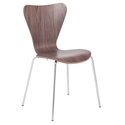 Terrell Modern Walnut Dining Chair