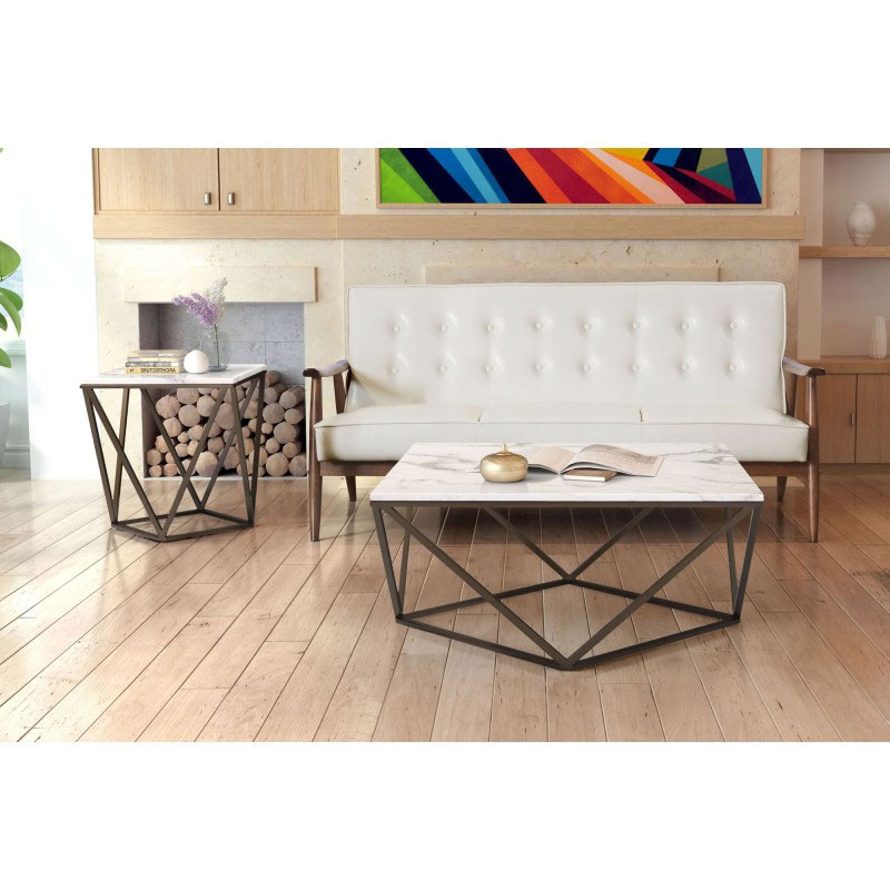 Tintern Modern Coffee Table By Zuo Eurway Furniture