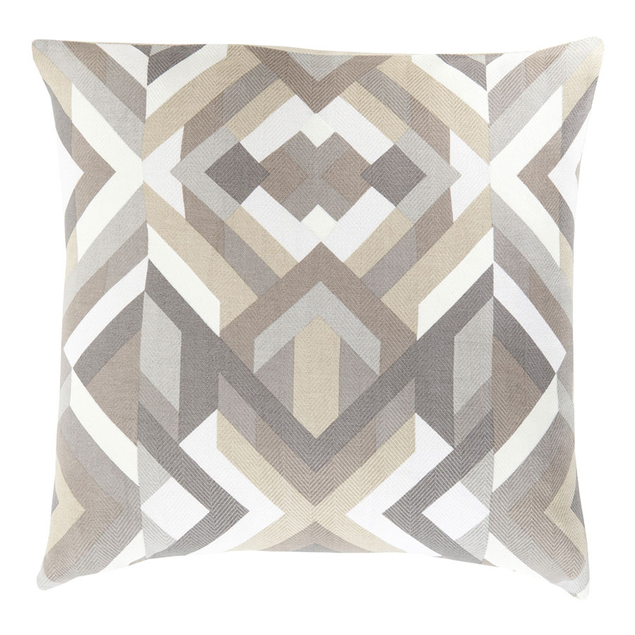 "Thelonius 20"" Khaki Pillow"