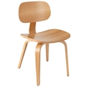 Thompson SE Contemporary Chair by Gus Modern in Natural Oak