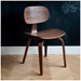 Thompson SE Dining Chair in Walnut by Gus Modern