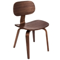 Thompson SE Contemporary Chair by Gus Modern in Walnut