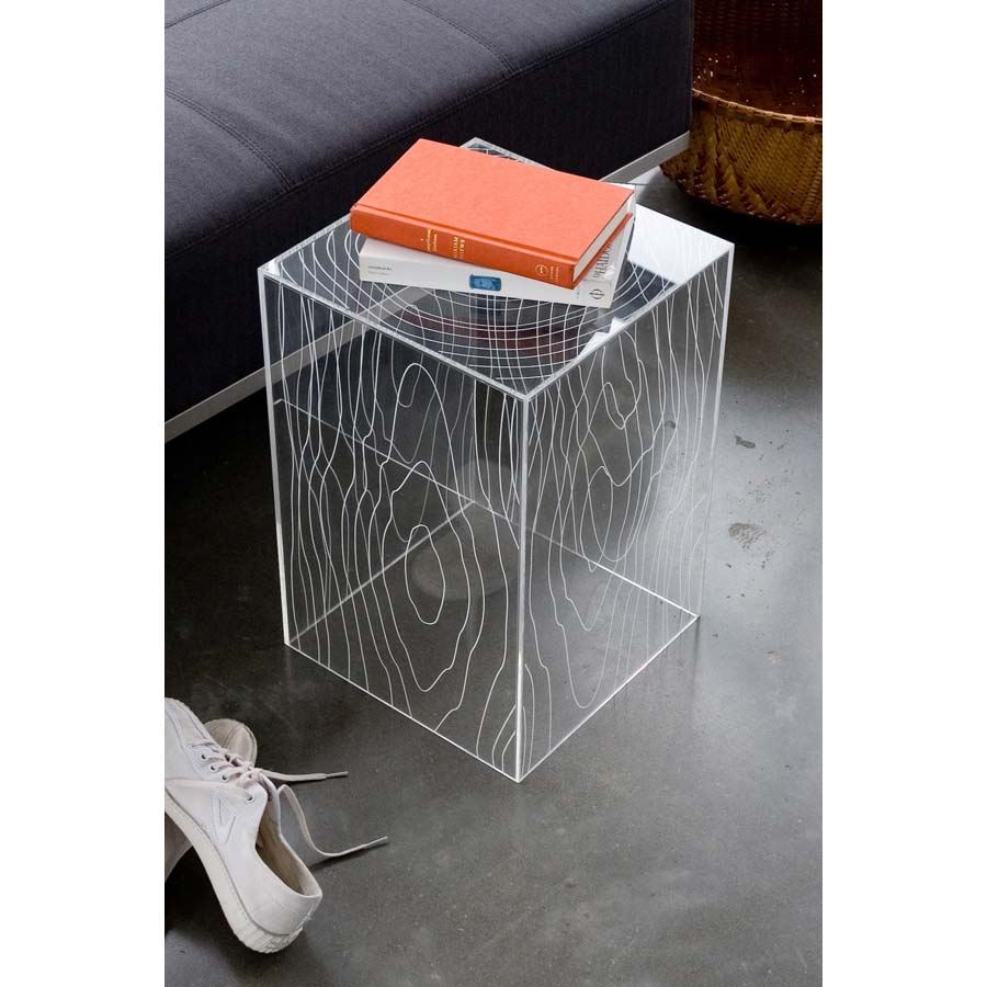 gus modern timber end table  eurway - timber contemporary acrylic end table by gus modern · timber acrylic tableby gus