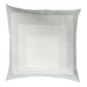 "Tiras 20"" Sea Foam Pillow"