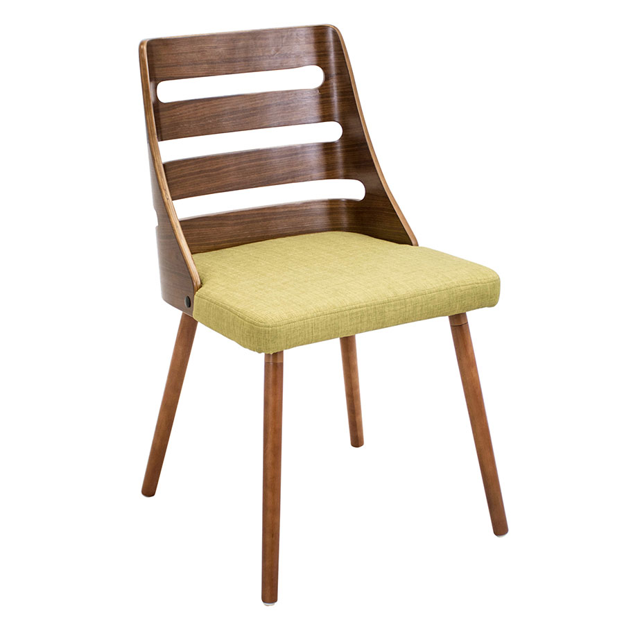 Titus Green Modern Side Chair