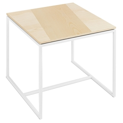 Gus* Modern Tobias Blonde Ash End Table